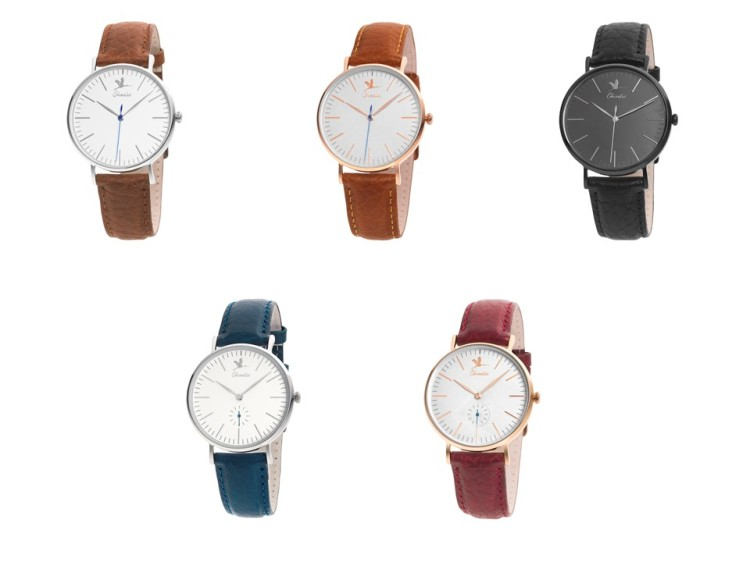 Charlie Watch - nouvelle collection