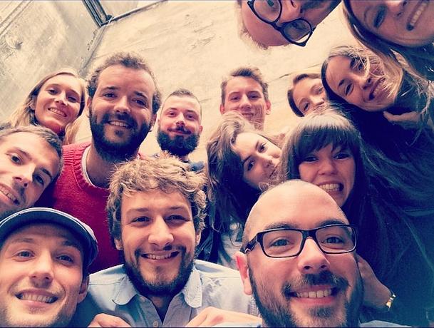 Selfie équipe2