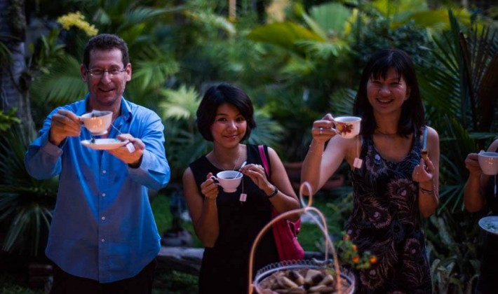 Ido's Tea Time in Bangkok