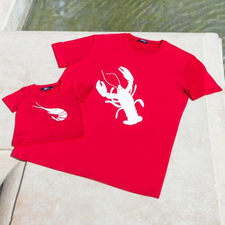 le-t-shirt-crevette-enfant-lsf-x-evian 2