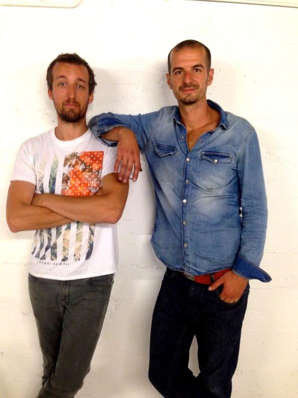 Baptiste Bataille et Olivier Oudin - Monsieur Cycles