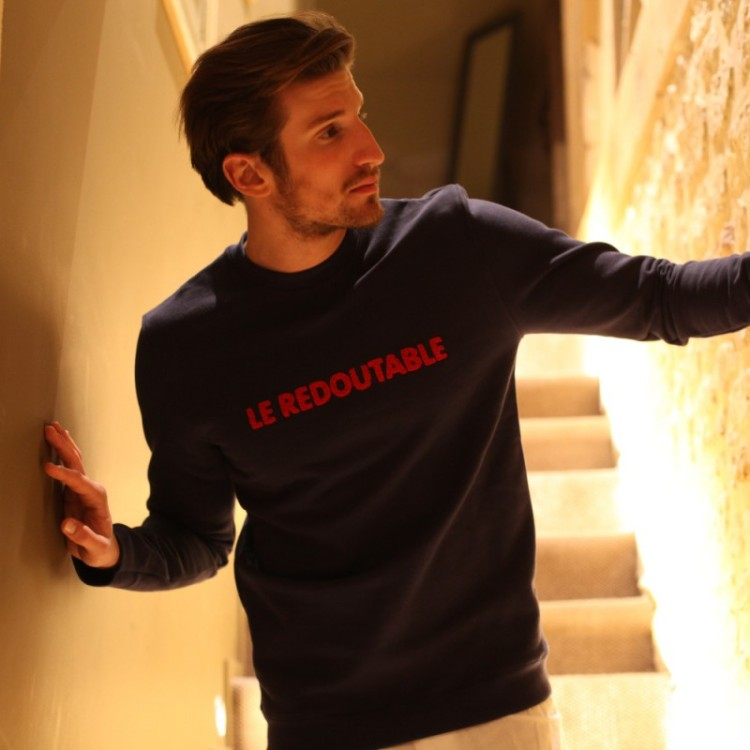 le-redoutable-sweat-bleu-marine